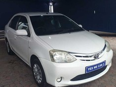2013 Toyota Etios 1.5 Xs  Western Cape Kuils River_1