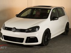 2011 Volkswagen Golf Vi 2.0 Tsi R Dsg  Gauteng