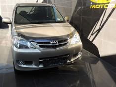 2010 Toyota Avanza 1.5 Tx  Gauteng Vereeniging_1