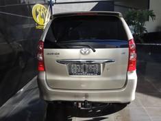 2010 Toyota Avanza 1.5 Tx  Gauteng Vereeniging_3