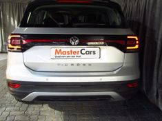 2019 Volkswagen T-Cross 1.0 Comfortline DSG Gauteng Johannesburg_3