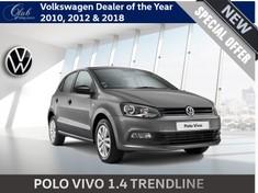 2020 Volkswagen Polo Vivo GP 1.4 Trendline 5-Door Gauteng