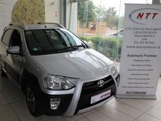 2016 Toyota Etios Cross 1.5 Xs 5Dr Limpopo