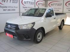 2019 Toyota Hilux 2.4 GD AC Single Cab Bakkie Mpumalanga White River_0