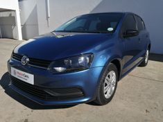 2017 Volkswagen Polo 1.2 TSI Trendline 66KW Western Cape Worcester_2