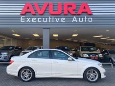 2013 Mercedes-Benz C-Class C200 Cdi  Avantgarde A/t  North West Province