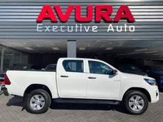 2018 Toyota Hilux 2.4 GD-6 RB SRX Double Cab Bakkie North West Province