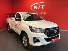 2020 Toyota Hilux 2.4 GD-6 RB SRX Auto Single Cab Bakkie Mpumalanga Delmas_0