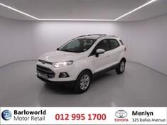 2016 Ford EcoSport 1.5TiVCT Titanium Auto Gauteng Pretoria_0