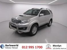 2012 Toyota Fortuner 3.0d-4d Rb At  Gauteng Pretoria_0