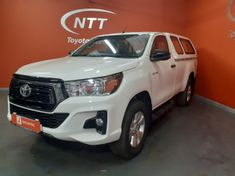 2019 Toyota Hilux 2.4 GD-6 SRX 4X4 Single Cab Bakkie Mpumalanga Delmas_2