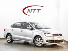 2012 Volkswagen Polo 1.6 Comfortline Tip  North West Province Potchefstroom_0