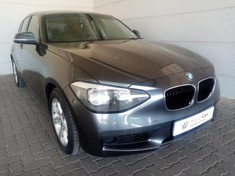 2015 BMW 1 Series 118i 5dr A/t (f20)  North West Province