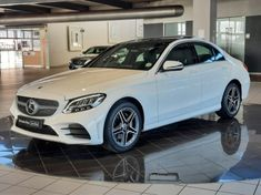 2019 Mercedes-Benz C-Class C180 AMG Line Auto Western Cape
