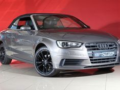 2016 Audi A3 1.4T FSI S Stronic Cabriolet North West Province
