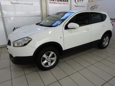 2011 Nissan Qashqai 1.6 Acenta  Limpopo Groblersdal_1