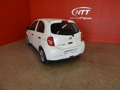 2018 Nissan Micra 1.2 Active Visia Limpopo Tzaneen_4