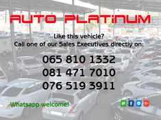 2016 Mazda 2 1.5 Dynamic 5-Door Gauteng Pretoria_1