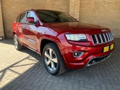 2017 Jeep Grand Cherokee 3.0L V6 CRD O/LAND Gauteng