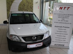 2016 Nissan NP200 1.6  A/c Safety Pack P/u S/c  Limpopo
