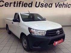 2020 Toyota Hilux 2.0 VVT Single Cab Bakkie Limpopo
