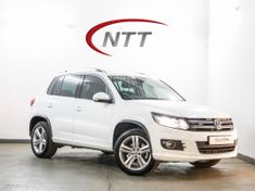2016 Volkswagen Tiguan 2.0 Tdi Sprt-styl 4/mot Dsg  North West Province