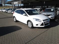 2013 Ford Focus 1.6 Ti Vct Ambiente 5dr  Gauteng Roodepoort_2
