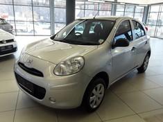 2014 Nissan Micra 1.2 Visia Insync 5dr d86v  Free State Bloemfontein_2