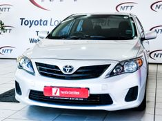 2018 Toyota Corolla Quest 1.6 Plus Limpopo
