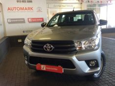 2019 Toyota Hilux 2.4 GD-6 SR 4X4 Double Cab Bakkie Mpumalanga Witbank_3