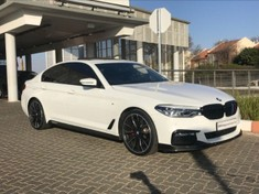 2018 BMW 5 Series 520d M Sport Gauteng