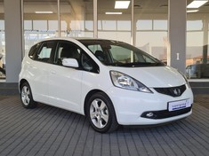 2010 Honda Jazz 1.5i Ex A/t  Gauteng