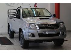 2016 Toyota Hilux 3.0 D-4D 4X4 LEGEND 45 Single Cab Bakkie Mpumalanga Barberton_0
