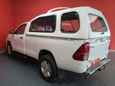 2016 Toyota Hilux 2.4 GD-6 RB SRX Single Cab Bakkie Mpumalanga Delmas_3