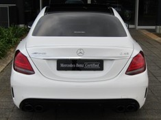 2018 Mercedes-Benz C-Class AMG C43 4MATIC Kwazulu Natal Umhlanga Rocks_3