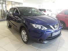 2017 Nissan Qashqai 1.2T Acenta Free State