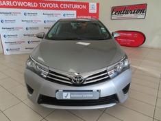 2017 Toyota Corolla 1.6 Prestige CVT Gauteng Centurion_1