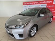 2017 Toyota Corolla 1.6 Prestige CVT Gauteng Centurion_3