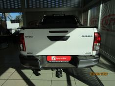 2020 Toyota Hilux 2.4 GD-6 SRX 4X4 Auto Double Cab Bakkie Mpumalanga Hazyview_2