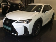 2020 Lexus UX 200 F-Sport Gauteng