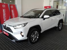 2020 Toyota Rav 4 2.0 VX CVT Gauteng