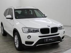 2014 BMW X3 xDRIVE20d Auto Gauteng