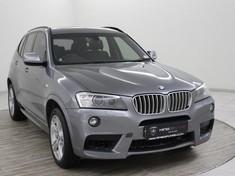 2013 BMW X3 Xdrive 3.0d M-sport A/t  Gauteng