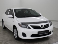 2016 Toyota Corolla Quest 1.6 Plus Gauteng