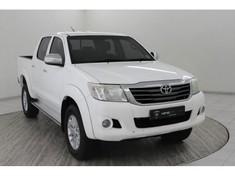 2011 Toyota Hilux 2.5 D-4d Raider Rb Pu Dc  Gauteng Boksburg_0
