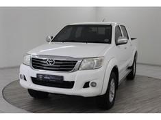 2011 Toyota Hilux 2.5 D-4d Raider Rb Pu Dc  Gauteng Boksburg_4