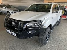 2020 Toyota Hilux 2.8 GD-6 Raider 4X4 Auto Double Cab Bakkie Mpumalanga Secunda_0