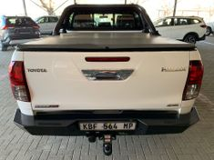 2020 Toyota Hilux 2.8 GD-6 Raider 4X4 Auto Double Cab Bakkie Mpumalanga Secunda_3