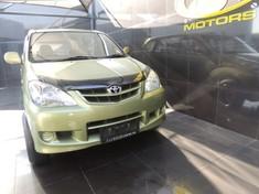 2008 Toyota Avanza 1.5 Sx  Gauteng Vereeniging_1