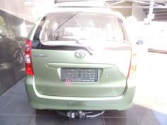 2008 Toyota Avanza 1.5 Sx  Gauteng Vereeniging_4